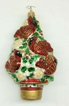 Four Calling Birds, Kurt Adler Polonaise 12 Days of Christmas Ornament, ... - $19.79