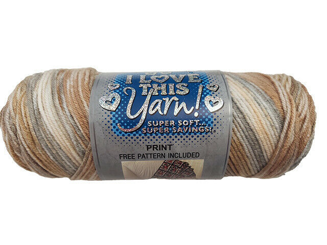 I Love This Yarn Print in Birchwood Cottage #1627801