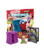 Zomlings in the Town Series 1 - Blind Pack - $1.00