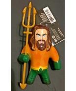 Hallmark DC Comics Justice League Aquaman Decoupage Ornament NEW - $16.59