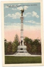 Early PC: Georgia State Monument, Chickamauga Park, Chattanooga, Tennessee - $0.99