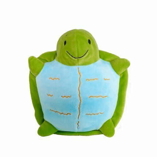 GooseWaddle Plush Turtle Dino Soft Baby Gift Squeezable NEW FS!