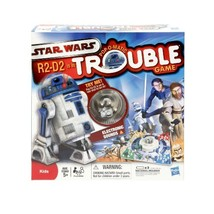 Hasbro Games Star Wars R2-D2 is in Trouble Game - $37.98