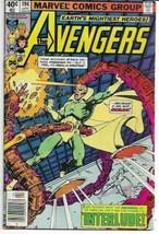 AVENGERS #194 (MARVEL 1980) - $5.75