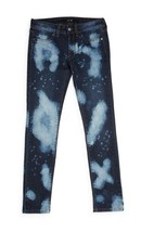 JOE'S Girls Bleach Dyed Skinny Jeans, Size 10 - $19.79