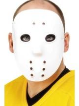 Máscara de Hockey, Policías y Ladrones Disfraz, Halloween, Talla Única, ... - £1.42 GBP