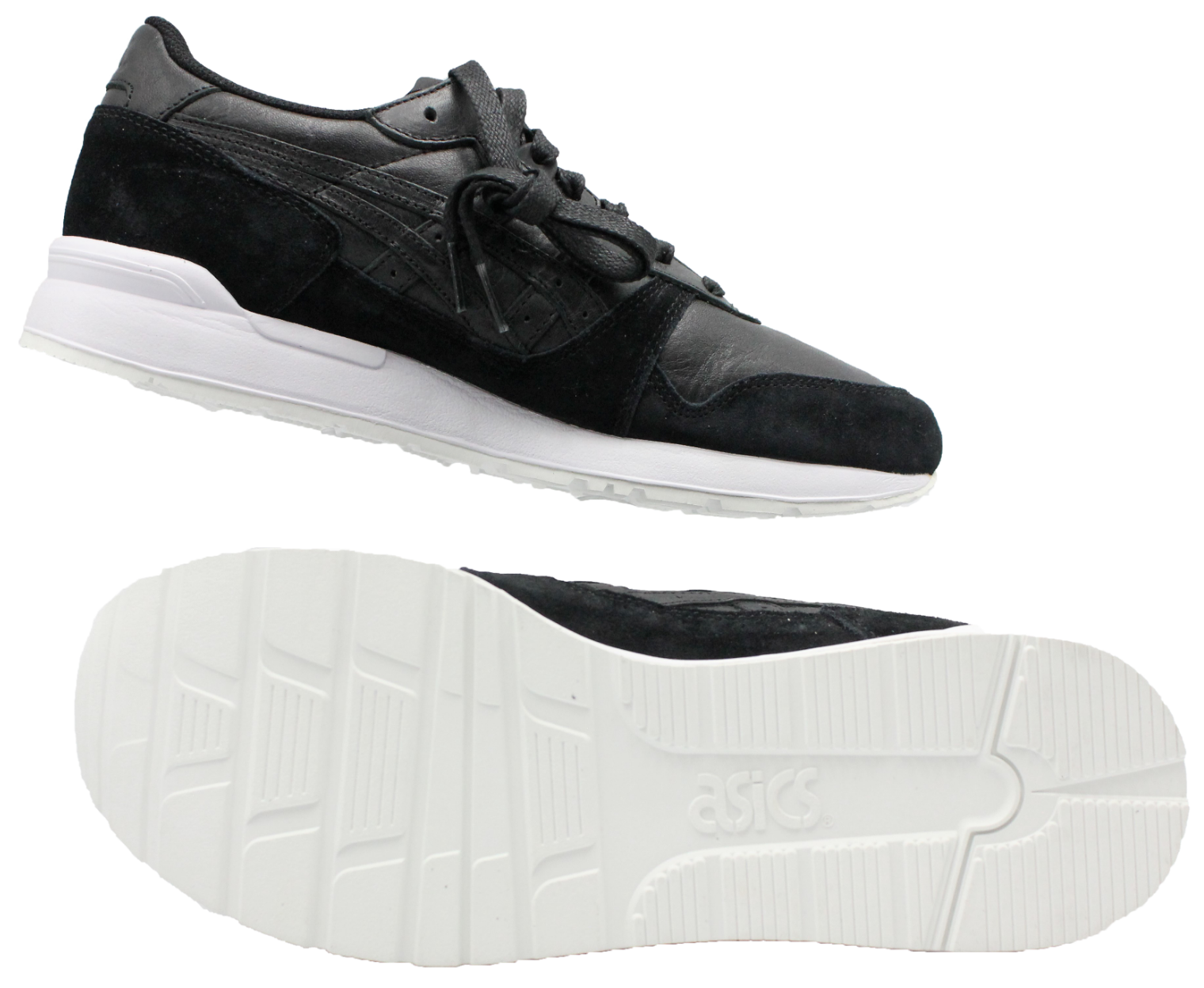 ASICS Gel Lyte Leather & Suede Men's Athletics Fashion Sneakers Size 9 NEW