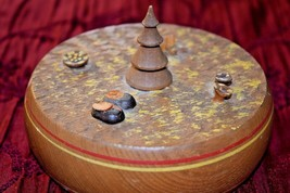 Reuge Anri Music Box Doctor Zhivago Wooden Rotating Music Box ~WORKS ~ F... - $3.00