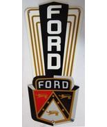 """Ford Jubilee Die-Cut Plasma Cut Metal Sign 44"""" - $225.00"""
