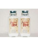 Bath & Body Works Forever Red 24 Hour Moisture Body Lotion 8 fl. Oz Quan... - $24.25