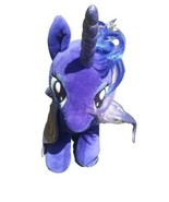 "My Little Pony Luna - Build A Bear 18"" Plush-Glitter Wings- BABW VG condition - $11.87"