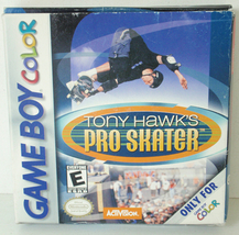 Tony Hawk Pro Skater / Game[GBC]Game Boy Color - $11.40