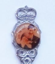 Collector Souvenir Spoon Royal Wedding Prince Charles Lady Di July 29 1981 - $1.50