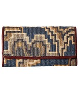 NEW PATRICIA NASH TERRESA RFID BLOCKING PERUVIAN TAPESTRY TRIFOLD ID WAL... - $98.95