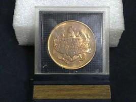 1969 Bronze Coin Token United States Mint Philadelphia Treasury Dept. & ... - $6.79