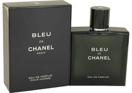 Chanel Bleu De Chanel 3.4 Oz Eau De Parfum Cologne Spray image 2