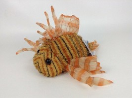 "Ganz Webkinz Lionfish Fish 9"" Stuffed Animal Plush Toy New with Tags Sea... - $12.42"