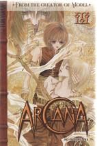 Arcana 3 - So-Young Lee - Tokyopop - PG-13 - Manga Fantasy - 2005. - $1.97