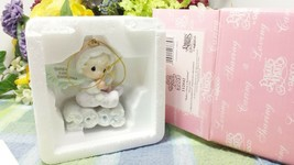 Baby's First Christmas 2003 ornament Precious Moments girl ornament - $34.40