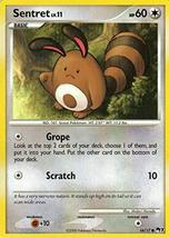 Sentret #16/17 Play Set of 4 Promotional Set 2008 NEW - $2.93