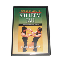 Wing Chun Gung Fu Siu Leem Techniques #1 DVD Randy Williams  - $21.00