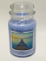 Village Candle Bliss Large 2 Wick 26 oz Jar Candle - $30.00