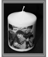 "Beatles Memorabilia Congratulations  3""candle personalised gift Present |1 - $11.69"