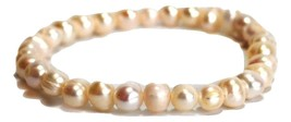 REIKI ENERGY CHARGED PEARL BRACELET CALMING & NURTURING GIFT (Gift Wrapped) - $12.71