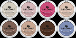 NEW different colors Essence Eyeshadow Mono Long Lsting Formula Pressed Powder - $7.08