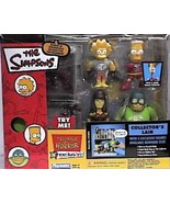 The Simpsons World of Springfield Interactive Enviroment Treehouse of Ho... - $142.55