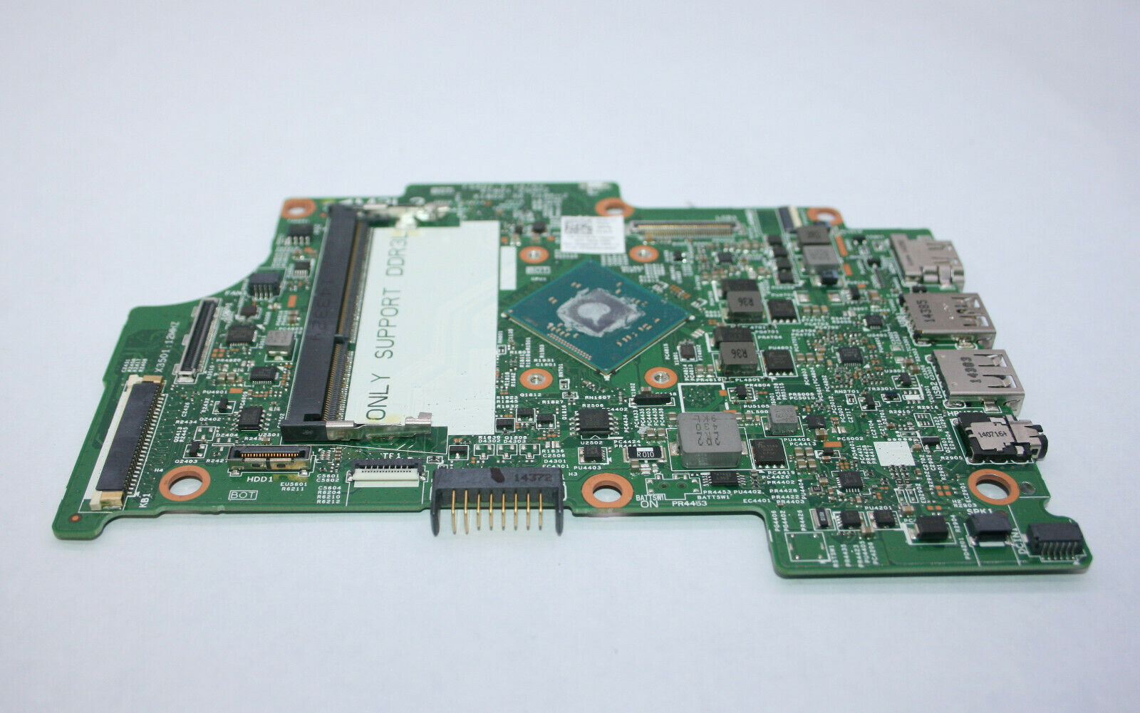 Primary image for Dell Inspiron 11 3147 Motherboard Redwood MB 13270-1 WFH9R