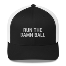Run the Damn Ball / run the Damn Ball / Trucker Cap image 2