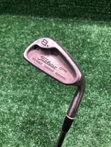 Titleist Dtr 8 Single Iron Steel - $19.99