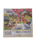 Time for Lessons Jigsaw Puzzle by Bits and Pieces 500 Pieces Sealed No 4... - $11.99
