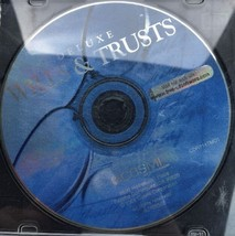 PC  CD-ROM Software DELUXE WILLS & TRUSTS-TESTE... - $14.43