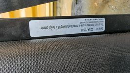 05-12 Nissan Frontier Suzuki Equator Soft Vinyl Tonneau Roll Up Cover 5ft Bed image 9