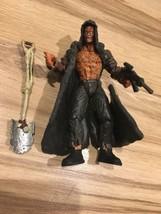 McFarlane Spawn The Movie Burnt Spawn Action Figure 1997 DAMAGED Beggar ... - $9.99