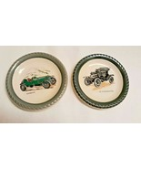 "Wade England Veteran Car Club Series SUNBEAM & DION BOUTON Pair of 5"" Pl... - $9.89"