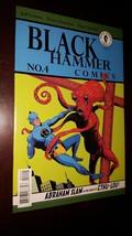 Dark Horse Black Hammer #4 cover B variant Jeff Lemire NM - $15.50