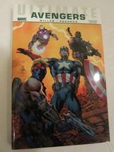 Marvel Ultimate Comics Avengers Next Generation Graphic Novel Premier Ed... - $29.95