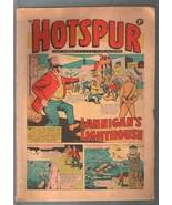 Hotspur #508 7/12/1969-D.C. Thompson-tabloid format-comic thrills-VG - $31.53