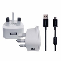 FRESH CONNECT (Fc 3350 Ma) POWER BANK REPLACEMENT USB WALL CHARGER CABLE... - $9.92