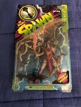 Spawn Widow Maker Series 5 (1996) Pink Gray McFarlane Toys Figure - $3.95