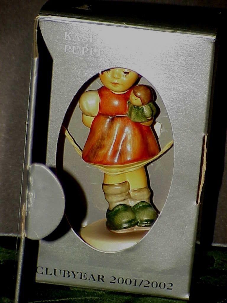 "Goebel HUMMEL Figurine 2103/A  ""PUPPET PRINCESS"" - TMK 8 Mint w/ Box"