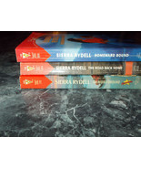 Silhouette Sierra Rydell lot of 3 contemporary romance paperbacks - $4.99