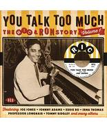 You Talk Too Much: Ric & Ron Story 1 / Various [Audio CD] VARIOUS ARTISTS - $19.48