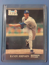 1991 Fleer Ultra Randy Johnson Baseball Card #339 - $1.49