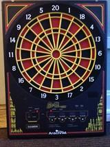 VTG. Arachnid Electronic Dart Board English Mark Darts 80's - $84.15
