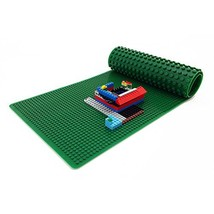 "Playscapes 32"" Portable Building Brick 2-Sided Play Mat - Compatible with Popula - $28.62"
