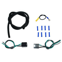 12 Circuit Universal Wiring Harness Muscle Car Hot Rod Street Rod XL Wires image 9